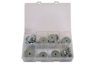 Connect 31868 230 Piece Assorted Repair Washers Box M5-M10
